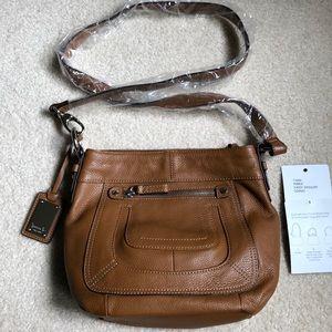 Tignanello Leather Crossbody NWT